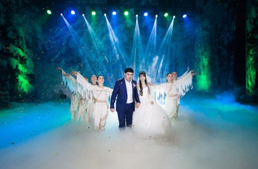 Свадьба под ключ за 1 000 000 рублей до 150 гостей